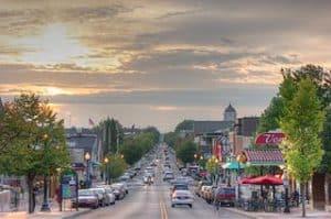 Población de Bloomington