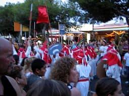 Fiesta en Santa Ponxa