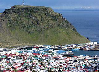 Población de Islandia