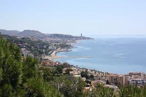 Costa y Playas de Málaga