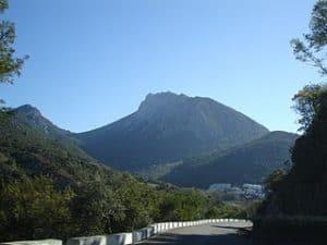 Vista de Benamahoma