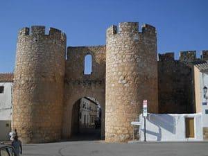 Puerta de Belmonte