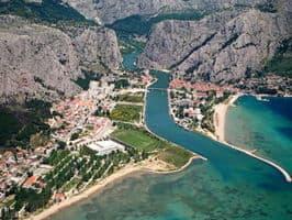 Omis en Croacia