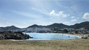 Playa San José Almería