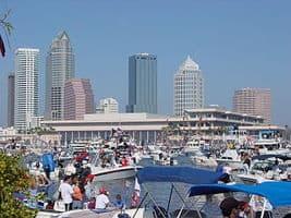 Población de Tampa