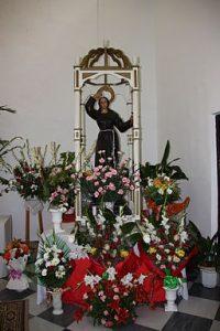 Virgen de Alcolea Almeria