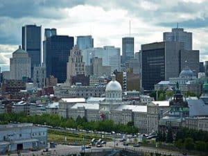 Montreal y el Marché Bousecorus