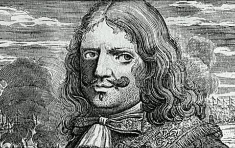 uno de los as famosos ingleses, el pirata y corsario Morgan
