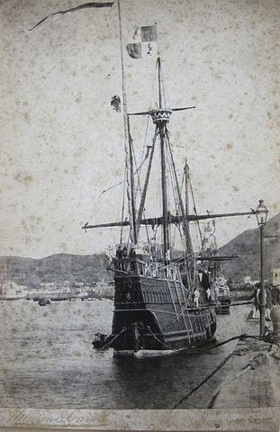 Nave Santa María