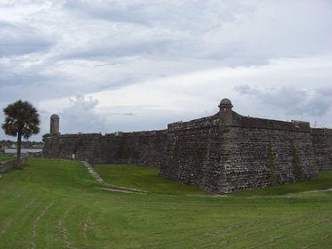 Vista del Castillo de San Marcos (Florida)
