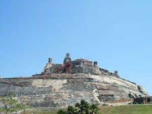 America: Castillo de Colombia, Cartagena de Indias, San Felipe 2