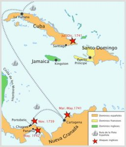 America: Castillo de Colombia, Cartagena de Indias, San Felipe 1