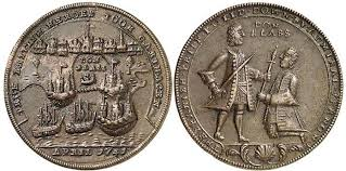 Medallas conmemorativas de Vernon