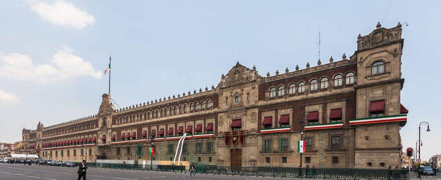 Palacio Nacional de México
