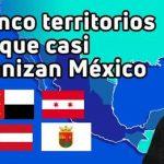 Secesiones en México, algunos intentos