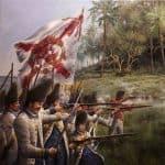 Defensa de Sant Louis por Fernando de Leyba 1780