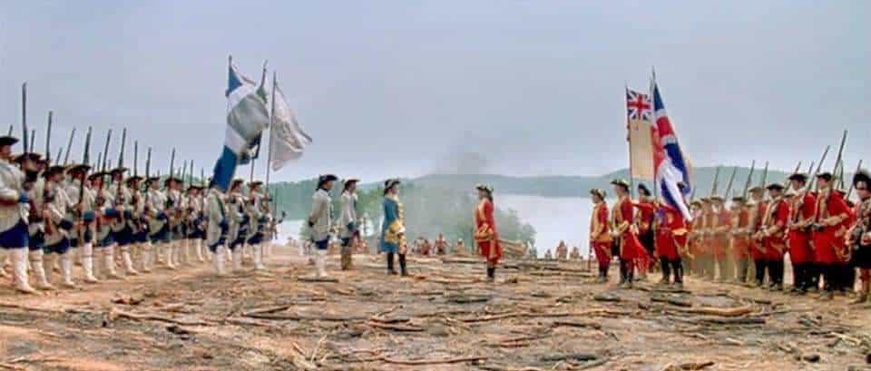 Gálvez y la rendición inglesa de Fort George