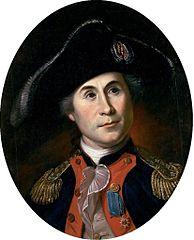 John Paul el Corsario norteamericano
