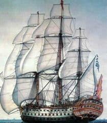 Navío de línea español Santísima Trinidad