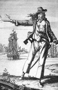 Mary Read mujer pirata