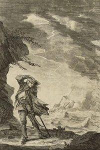 Dibujo del pirata Edward Lou