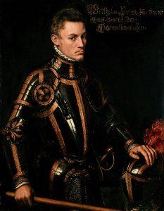 Retrato de Guillermo de Orange