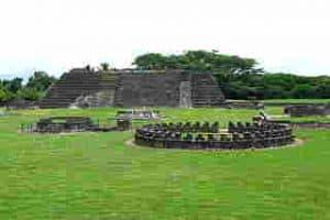 Ruinas de Campoala, territorio Totonaca