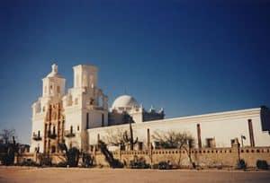 Iglesia de San Xavier del Bac