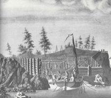 Puerto Nuñez de Gaona en Alaska