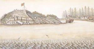 Fuerte San MIguel en Alaska