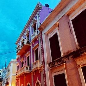 Casas coloniales españolas de Puerto Rico