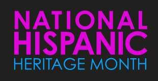 Logo del Mes Herencia Hispanica de U,S