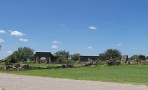 Ruinas del presidio de San Luis de las Amarillas