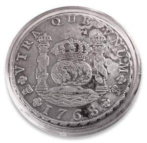 Moneda de plata del Potosí