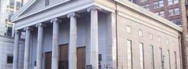 Iglesia de San Pedro en Nueva York