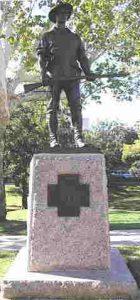 Monumento a los veteranos españoles
