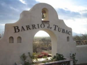 Tubac en Arizona