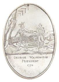 Medallón de Washington