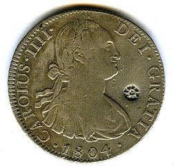 Moneda española de Tailandia