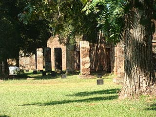 Ruinas de colonia y misioón