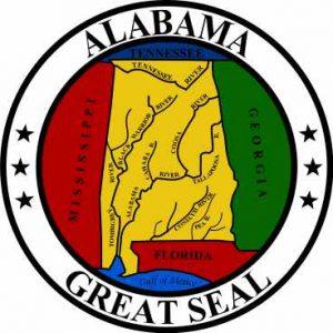 Sello del Estado de Alabama
