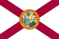Bandera de Florida en U.S