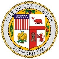 Escudo de Los Ángeles de California