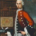 Retrato del Naturalista Antonio de Ulloa