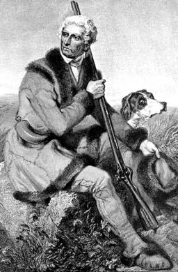 Daniel Boone cazador y explorador