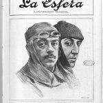 Retrato de Emilio_Herrera Linares y José Ortiz Echagüe