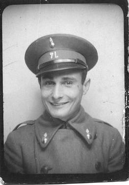 Espía Joan Pujol, en el ejercito republicano español