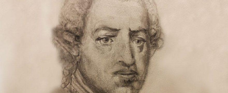 Luis de Unzaga en retrato