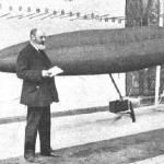 Prototipo del Dirigible Torres Quevedo