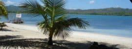 Playa de la Republica Dominicana (Isla La Española)